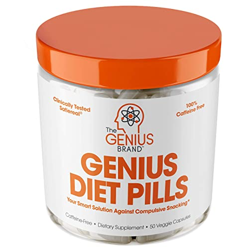 Genius Diet Pills The Smart Appetite Suppressant For Safe Weight