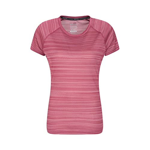 Mountain Warehouse Womens IsoCool Dynamic Panna Loose Tee for Gym//Fitness