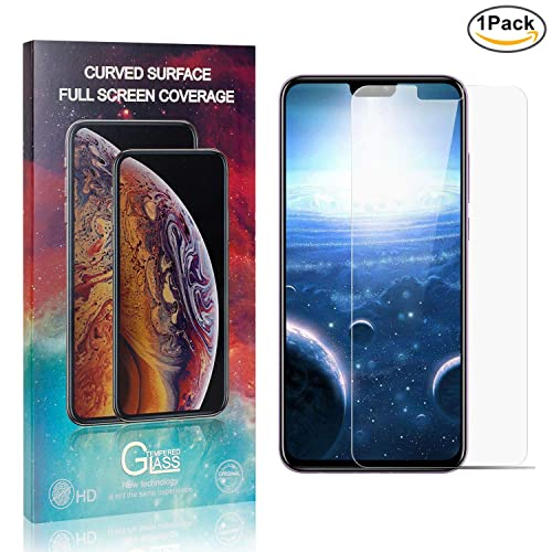 9H Hardness Screen Protector 1 Pack CUSKING Tempered Glass Screen Protector for Huawei Honor 6C Ultra Clear Anti Scratch Screen Protector