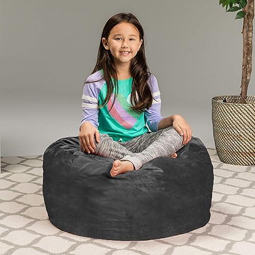 Strange Buy Sofa Sack Plush Ultra Soft Kids Bean Bag Chair Forskolin Free Trial Chair Design Images Forskolin Free Trialorg