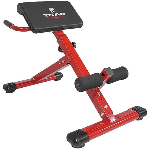 Tremendous Buy Titan Abs Back Hyper Extension Exercise Bench Roman Short Links Chair Design For Home Short Linksinfo