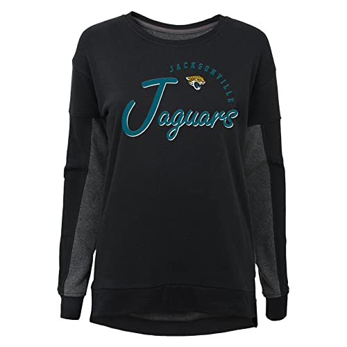 Outerstuff Leonard Fournette Jacksonville Jaguars #27 Black Youth Performance Name /& Number T Shirt