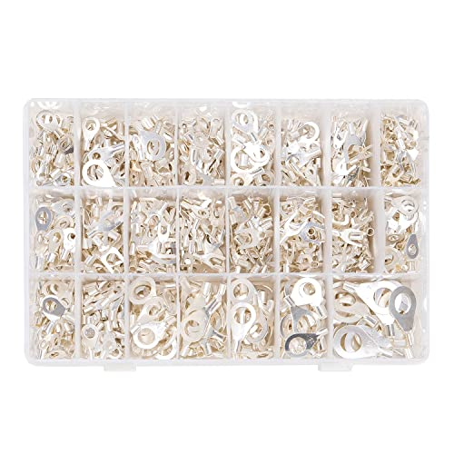 Car Boats Bike Didamx 580Pcs 2.8mm Pitch 2 3 4 6 9 Pin Automotive Wire Plug Connectors Electrical Wire Terminals Connector Assortment Kit for Motorcycle
