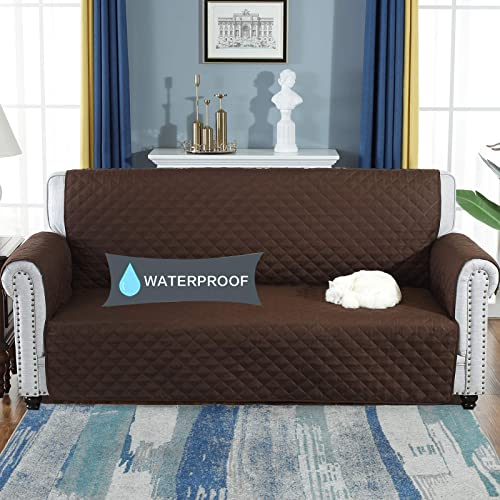 Incredible Buy Yeshome Sofa Cover Slipcovers Quilted Upgrade Anti Slip Machost Co Dining Chair Design Ideas Machostcouk