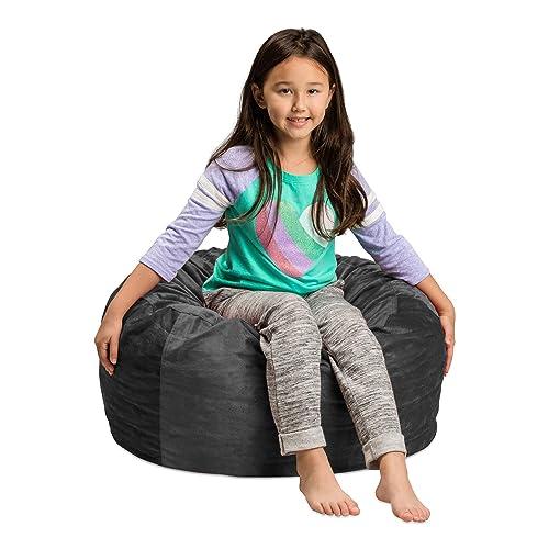 Miraculous Buy Sofa Sack Plush Ultra Soft Kids Bean Bag Chair Forskolin Free Trial Chair Design Images Forskolin Free Trialorg