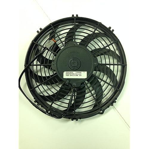 HUSQVARNA Axial Fan HUSABERG 2STROKE from 2008-2016 Original Spal Ventilator for KTM