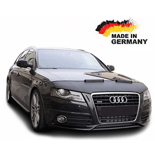 HOOD BRA Front End Nose Mask for Audi A6 C7 since 2011 Bonnet Bra STONEGUARD PROTECTOR TUNING