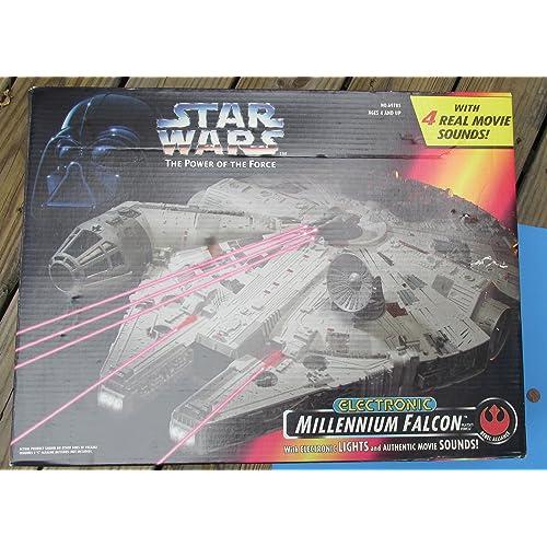 Medium Black Seven20 SW11163 Star Wars Millennium Falcon Placemat