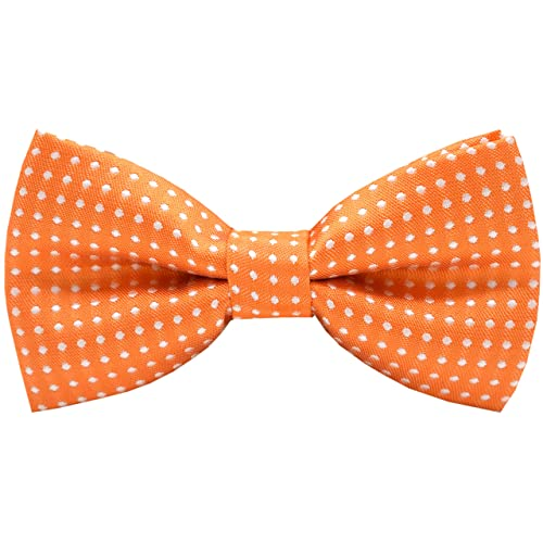 Spring Notion Boys Dotted Woven Bow Tie