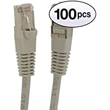 Pullbox GOWOS Bulk Cat5e Ethernet Cable 1000 Feet Solid UTP Unshielded Twisted Pair Gray