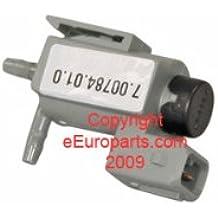 Pierburg Vacuum Pump # 7.24807.07.0 Mercedes Benz 2712301165 MB OE #