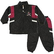 Burgundy Colorado Avalanche NHL Baby Boys Infant Wind Suit Set Jacket /& Pants