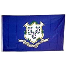 NationalCountryFlags New York State Flag 3x5 3 x 5 LARGE US Banner