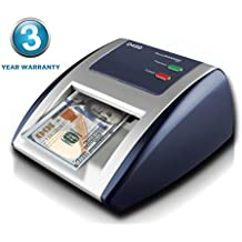 Silver by AccuBANKER SP20 Thermal Printer for Detailed Print Receipts S6500 Compatibility Compatible with S3500 and S6500 Bill Counters