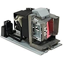 Projector Lamp Assembly with Genuine Original Osram P-VIP Bulb Inside. D861 Vivitek Projector Lamp Replacement
