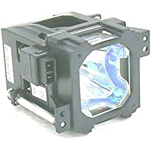 KRF-9000FD AuraBeam Professional BHL-5009-S Replacement Projector Lamp with Housing for Pioneer Models Elite PRO-FPJ1 Powered by Philips