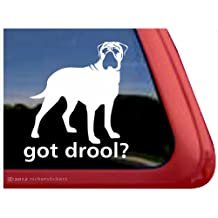 Your Stick Family Drowned in My Saint Bernard/'s Drool Vinyl Dog Decal Sticker