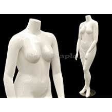 Adult Female Full Body Professional Dress Form Full Size 4 Mannequin for Sewing with Right Arm #FULLSIZE4