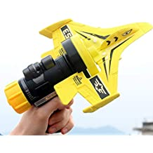 LiKee Airplane Toy Yellow