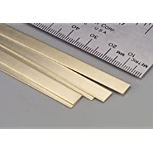 36 Gauge 12 Width x 30 Length 0.005 Copper K/&S Precision Metals 6020 Soft Annealed Copper Foil 1 pc Made in USA