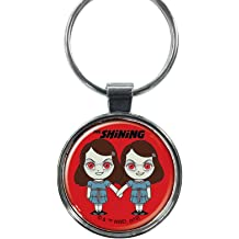 Backpack Pulls and More Ata-Boy Golden Girls 1.5 Fob Keychain for Keys
