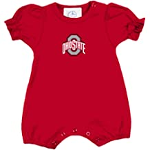 Two Feet Ahead Oklahoma Sooners Go NCAA College Newborn Infant Baby Creeper