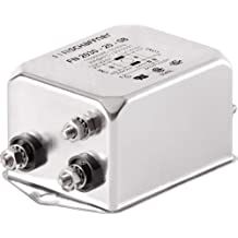 15A 373UA IEC 1 piece SCHAFFNER FN9222SR-15-06 INLET FILTER