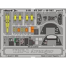 -90 #72-894 SuperScale Decals 1:72 Grumman TBM-1 C//3 Avenger VC-76//42 VT-82 VT N