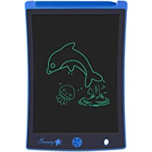 Teerwere LCD Tablet 3 Pcs 8.5 Inch Childrens LCD Drawing Board Baby Handwriting Board Light Energy Electronic Small Blackboard LCD Writing Tablet LCD Writing Tablet Board