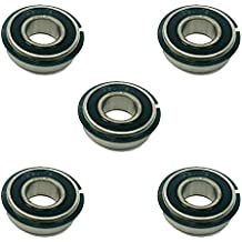 "5//8/"" x 1-3//8/"" 10x 499502H Snap Ring Sealed Ball Bearings"