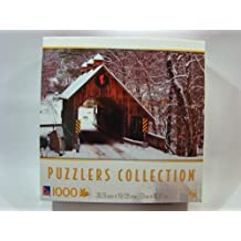 Keepsake Collection Cottage By The Sea 500 Piece Puzzle in Collectible Case by Sure-Lox