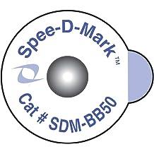 WIDIA Metal Removal Bur M40344 SD-M Right Hand Cut 3 mm Cutting Diameter Carbide 3 mm Shank Diameter Ball Shape Single Cut Edge