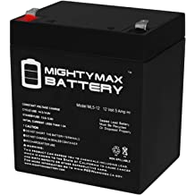 12V 1Amp Charger Mighty Max YTX4L-BS GEL Battery for 44017 ES4LBS
