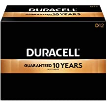 Duracell PGD MN1300R4Z Coppertop Retail Battery Pack of 4 Alkaline D Size