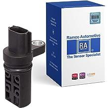 Compatible with Wells SU9165 Ramco Automotive RA-CRS1028 Standard Motor Products PC742 Engine Crankshaft Position Sensor