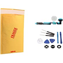 md0410 Power On Off Volume Vibrate Flex Ribbon Cable Replacement Part Compatible for Ipad Mini /& ipad Air Tools Kit