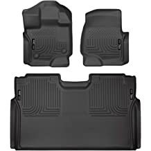 Husky Liners 19321 Fits 2020 Ford Explorer Weatherbeater 3rd Seat Floor Liner