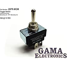 RF340-4PR-ASL GAMA Electronics RF Remote Control System 12VDC 4-Motor Polarity Reversing with Auxiliary Switch Leads