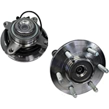 Front Wheel Hub and Bearing Assembly Left or Right Compatible 2002-2005 Dodge Ram 1500 AUQDD 515073 5 Lug W//ABS 4WD 4x4