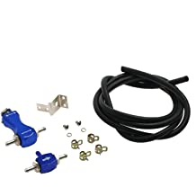 Carrfan Dual Stage Electronic Turbo Boost Controller Turbocharger PSI Boost Controller Kit
