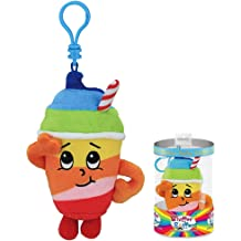 Whiffer Squishers Katie Cotton Slow Rising Squishy Toy Cotton Candy Scented Backpack Clip
