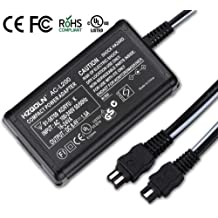 HZQDLN AC Power Adapter Charger and US Cable for Sony Handycam CCD-TRV36 Digital Camcorder