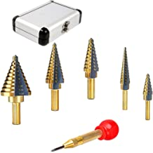 """  Manufactured to NAS 907J specifications HSS Industrial Grade Drill Bits 29 Pieces  Twist Design MADE IN USA Fractional- 1//16/""""-1//2/"""" by 64ths DartDrill USA Premium M42 Cobalt Drill Bit Set"""