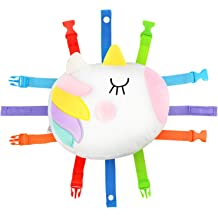 "BUCKLE TOY /""Bongo/"" Toddler Early Learning Basic Life Skills Children's Plus..."