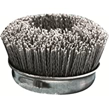 Osborn 00075692SP 75692Sp Mini Abrasive End Brush Alumina Silicate 6000 Maximum RPM 3//16