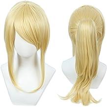 COSJP Thrones Daenerys Targaryen Cosplay Wig Khaleesi Costume Long Curly/Braids Hair Wigs