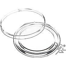 1 Air-tite Coin Holder Capsule Model H Black Ring 32mm for 1oz Gold Krugerrand