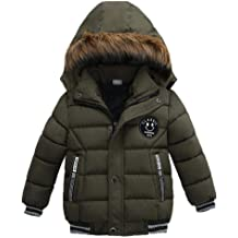 GorNorriss Baby Girl Coat Infant Camouflage Letter Denim Cloak Jacket Thick Clothes