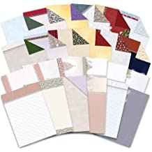 Hunkydory Stamping Ink Me with Mirri Matts Die Cut Ovals Sheets in White Gold /& Silver MCDM108