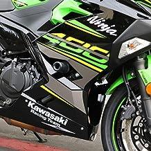 715-3929 MADE IN THE USA 2008-2013 Honda CBR1000RR Black PA2 Frame Sliders